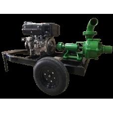 Lombardini 9LD625 TKF65-200 Professional Motor Pump