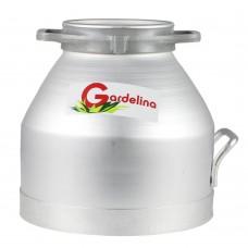 Aluminum tank for milk 20 L