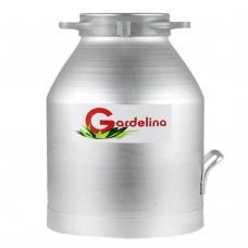 Aluminum tank for milk 30 L