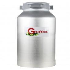 Aluminum tank for milk 40 L
