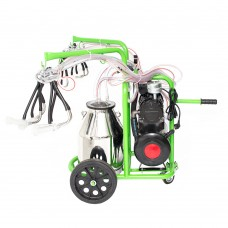 Milking machine goats/sheep GREEN LINE T230 STAINLESS STEEL PS
