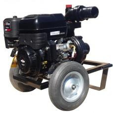 DWP 420 BS4 petrol pressure motor pump with BRIGGS & STRATTON engine