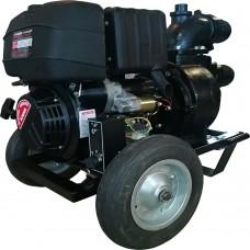 Motopompa pentru apa murdara diesel DWP 12 DL 4X