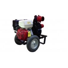 Motopompa pentru ape murdare benzina  cu motor HONDA  DWP 390 H4X