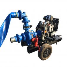 Lombardini LDW 2204T TKF 80-250 Professional Motor Pump