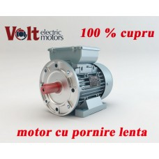Electric motor mono-phase 0.55KW for milking machine