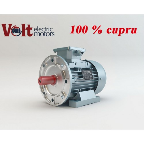 Three-phase electric motor 160 KW 1000 RPM