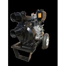 Self-propelled motor pump (dirty water) DWP 12 DL K4X