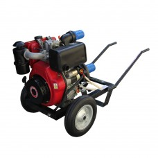 Motor pump DWP 186 K with protection panel