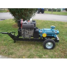 Motor pump Lombardini LDW 9LD625 KP50 A-5