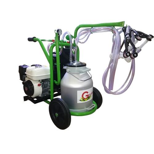 Aparat de muls ovine/caprine T 130 AL PS cu motor termic