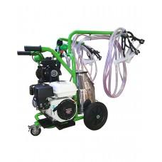 Aparat de muls ovine/caprine T 230 IN PS cu motor termic Honda
