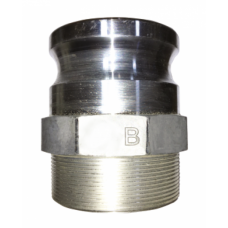 """Quick couplings with side clamps type B 2 """""""