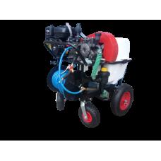Gardelina DVS100 Briggs & Stratton Electric Start mobile sprayer