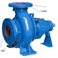 Gardelina EA 30/20 single-stage cast iron centrifugal pump