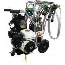 Cow milking machine T 240 IN IC with Honda heat engine