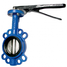 "3 ""metal butterfly valve"